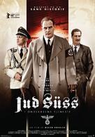 Jud Süss - Film ohne Gewissen - Danish Movie Poster (xs thumbnail)