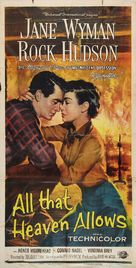 All That Heaven Allows - Movie Poster (xs thumbnail)