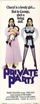 Private Parts - Movie Poster (xs thumbnail)