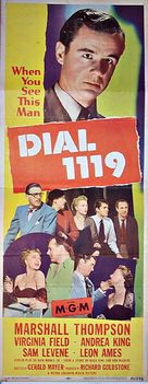 Dial 1119 - Movie Poster (xs thumbnail)