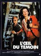 Eyewitness - French Movie Poster (xs thumbnail)