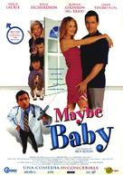 Maybe Baby - Spanish Movie Poster (xs thumbnail)