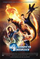 Fantastic Four - Brazilian Movie Poster (xs thumbnail)