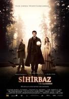 The Illusionist - Turkish Movie Poster (xs thumbnail)