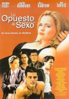 The Opposite of Sex - Spanish Movie Poster (xs thumbnail)