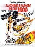 Death Race 2000 - French Movie Poster (xs thumbnail)