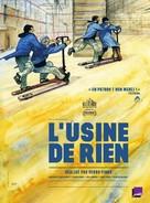 A Fábrica de Nada - French Movie Poster (xs thumbnail)