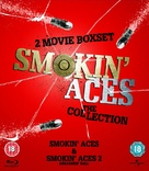 Smokin' Aces - British Blu-Ray cover (xs thumbnail)