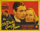 Mr. Deeds Goes to Town - poster (xs thumbnail)