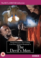The Devil's Men - British DVD cover (xs thumbnail)