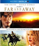 Far and Away - Blu-Ray movie cover (xs thumbnail)