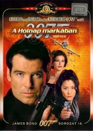 Tomorrow Never Dies - Hungarian DVD movie cover (xs thumbnail)