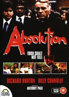 Absolution - British DVD movie cover (xs thumbnail)