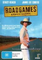 Roadgames - Australian DVD movie cover (xs thumbnail)