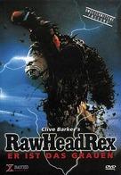 Rawhead Rex - German DVD movie cover (xs thumbnail)