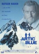 Arctic Blue - Spanish DVD movie cover (xs thumbnail)