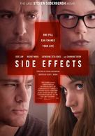 Side Effects - Dutch Movie Poster (xs thumbnail)