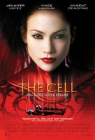 The Cell - Movie Poster (xs thumbnail)