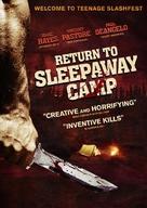 Return to Sleepaway Camp - Swedish DVD cover (xs thumbnail)