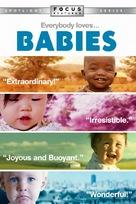Babies - DVD cover (xs thumbnail)