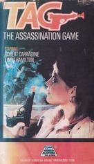 Tag: The Assassination Game - Brazilian VHS cover (xs thumbnail)