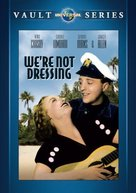 We're Not Dressing - DVD cover (xs thumbnail)