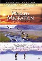 Le peuple migrateur - DVD cover (xs thumbnail)