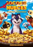 The Nut Job - Argentinian Movie Poster (xs thumbnail)