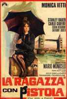 La ragazza con la pistola - Spanish Movie Poster (xs thumbnail)