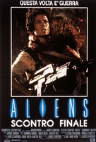 Aliens - Italian Movie Poster (xs thumbnail)