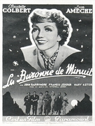 Midnight - French Movie Poster (xs thumbnail)
