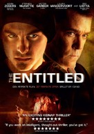 The Entitled - Movie Poster (xs thumbnail)