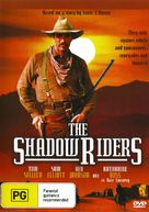 The Shadow Riders - Australian DVD cover (xs thumbnail)