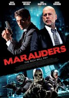 Marauders - Dutch Movie Poster (xs thumbnail)