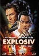 Blown Away - Austrian Movie Cover (xs thumbnail)