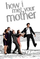 """How I Met Your Mother"" - Movie Poster (xs thumbnail)"