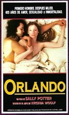 Orlando - Argentinian Movie Poster (xs thumbnail)