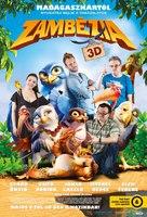 Zambezia - Hungarian Movie Poster (xs thumbnail)