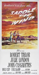 Saddle the Wind - Movie Poster (xs thumbnail)
