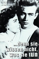 Rebel Without a Cause - Austrian poster (xs thumbnail)