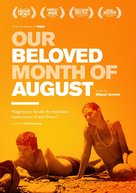 Aquele Querido Mês de Agosto - DVD cover (xs thumbnail)