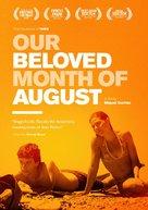 Aquele Querido Mês de Agosto - DVD movie cover (xs thumbnail)