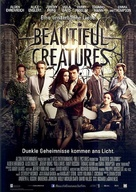 Beautiful Creatures - German Movie Poster (xs thumbnail)