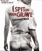 I Spit on Your Grave - DVD cover (xs thumbnail)
