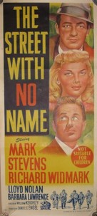 The Street with No Name - Australian Movie Poster (xs thumbnail)