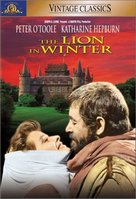 The Lion in Winter - DVD movie cover (xs thumbnail)