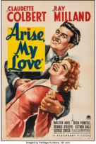 Arise, My Love - Movie Poster (xs thumbnail)