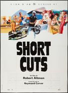 Short Cuts - French Movie Poster (xs thumbnail)