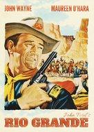 Rio Grande - DVD movie cover (xs thumbnail)