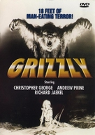 Grizzly - DVD movie cover (xs thumbnail)